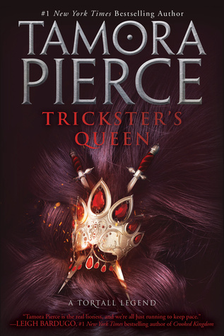 Trickster's Queen: Daughter of the Lioness (Book 2)