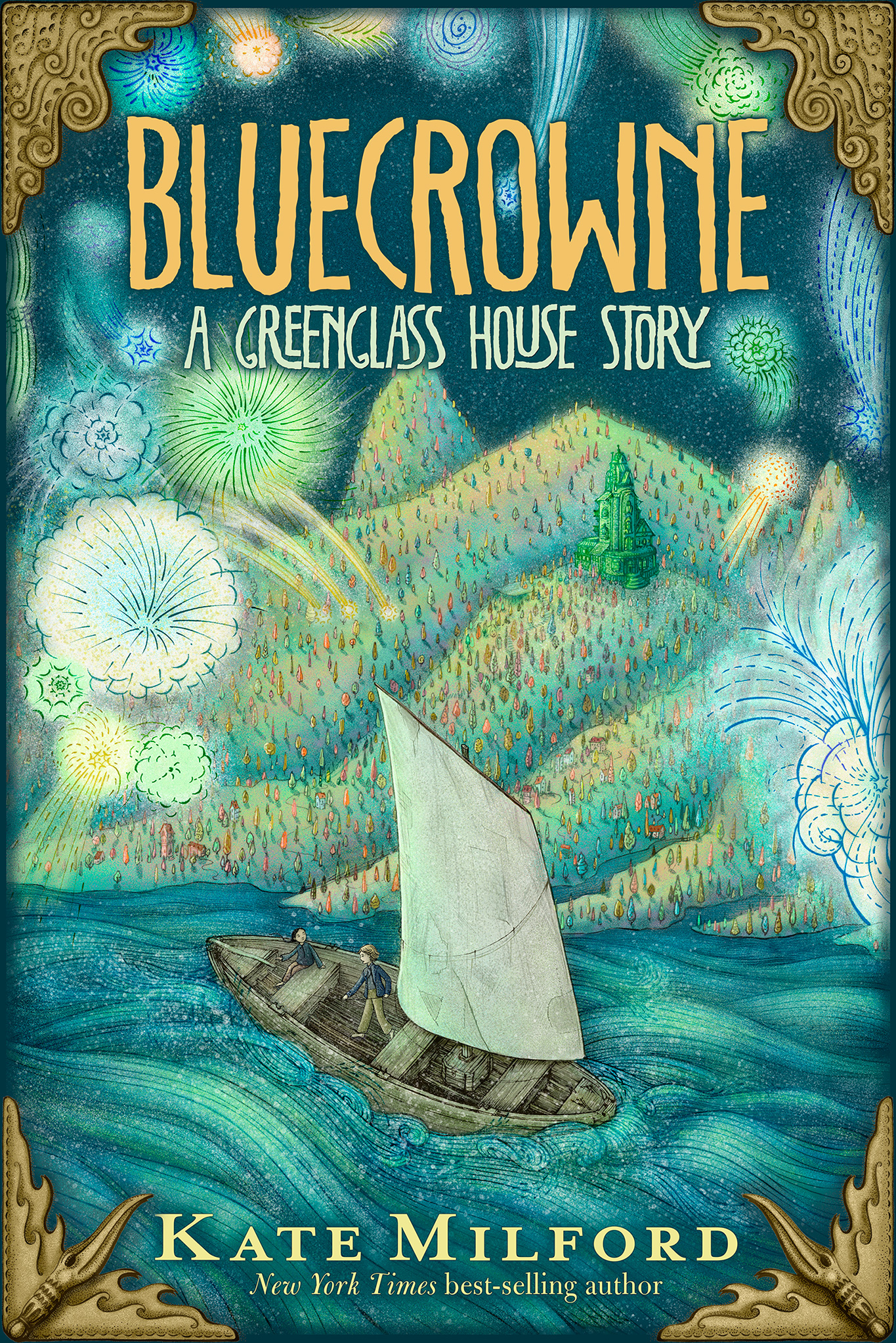 Bluecrowne: Greenglass House series (Book 3)