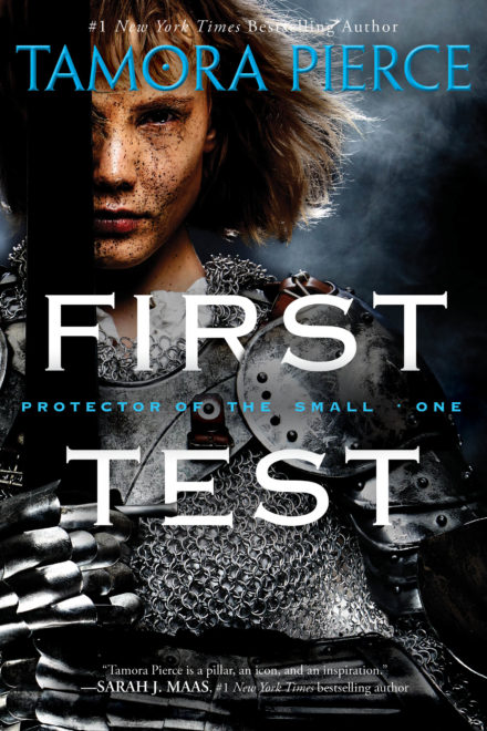 First Test: The Protector of the Small (Book 1)