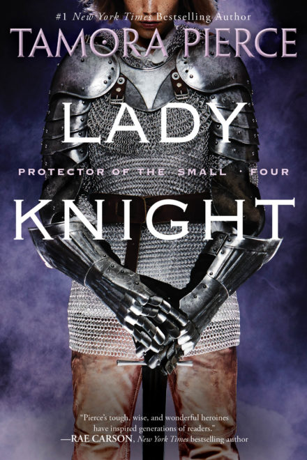 Lady Knight: The Protector of the Small (Book 4)