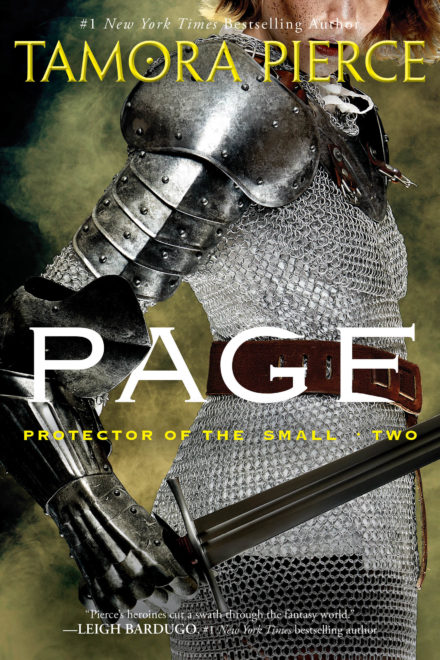 Page: The Protector of the Small (Book 2)