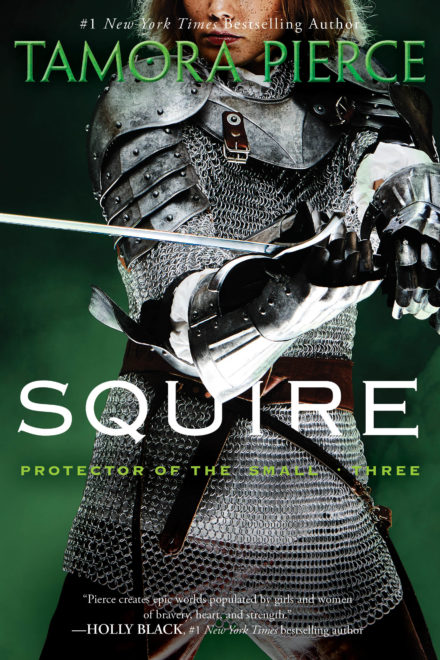 Squire: The Protector of the Small (Book 3)