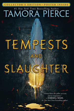 Tempests and Slaughter: The Numair Chronicles (Book 1)