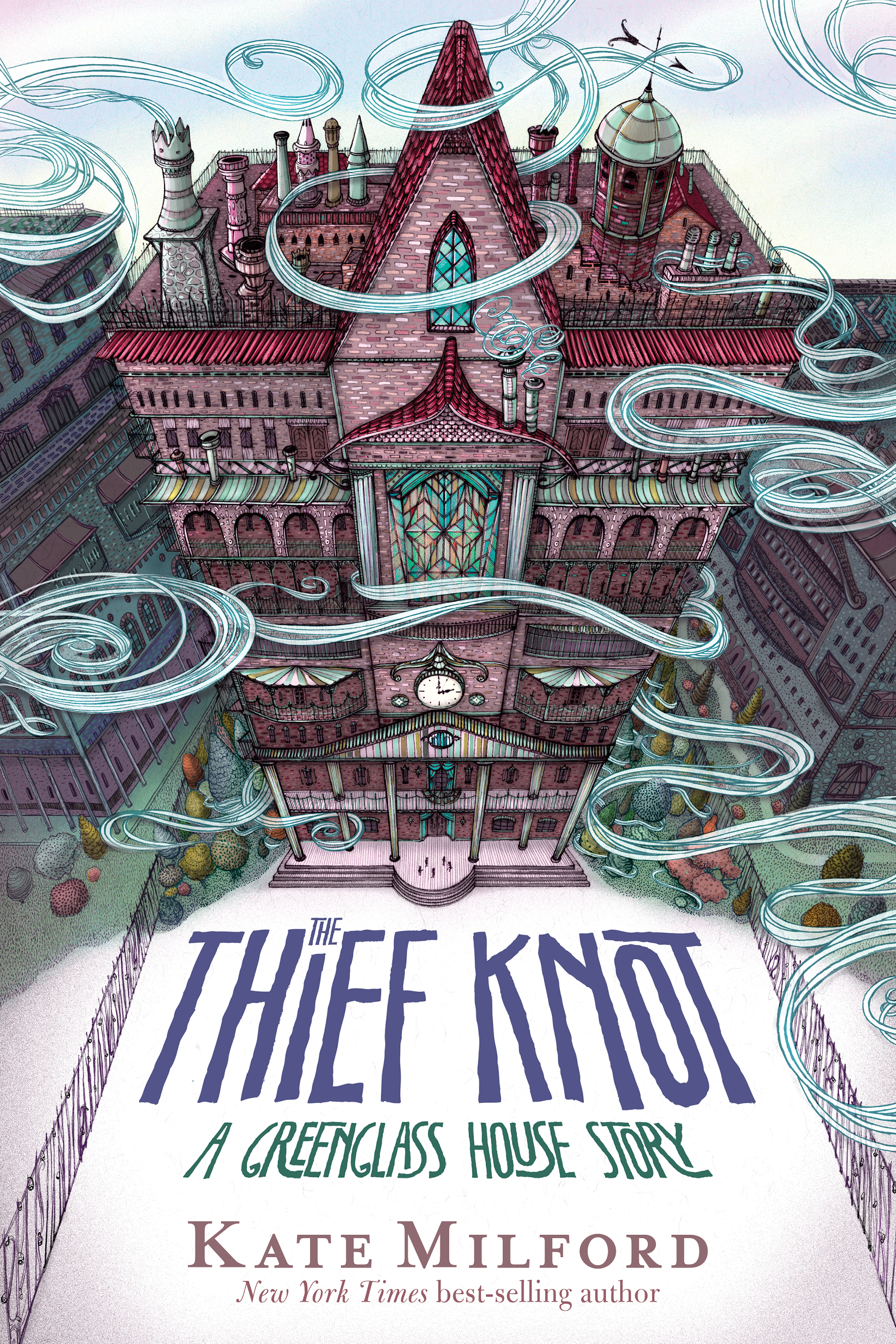 The Thief Knot: Greenglass House series (Book 3)
