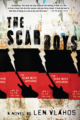 The Scar Boys: The Scar Boys series (Book 1)