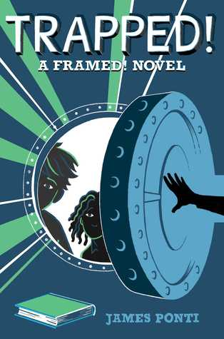 Trapped!: Framed series (Book 3)