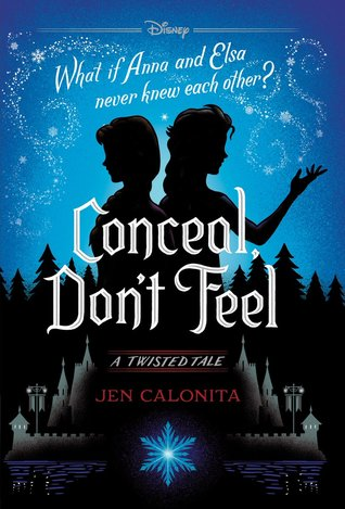 Conceal, Don't Feel: Twisted Tale (Book 7)