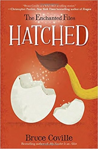 Hatched: Enchanted File Series (Book 2)