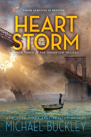 Heart of the Storm: Undertow Series (Book 3) Released 2/17