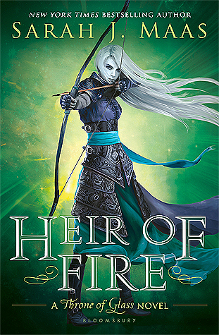 Heir of Fire: Throne of Glass Series (Book 3)