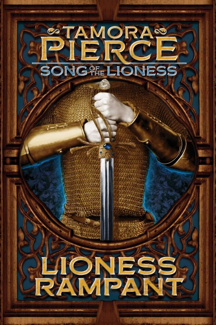 Lioness Rampant: The Song of the Lioness (Book 4)