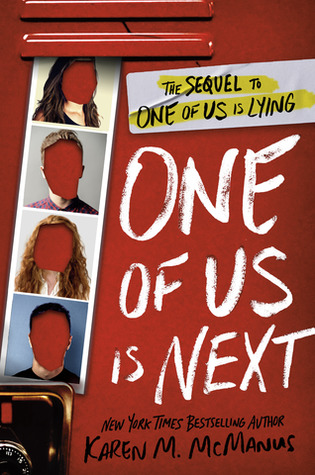 One of Us is Next: One of Us Is Lying series (Book 2)