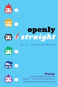 Openly Straight: Openly Straight Series (Book 1)