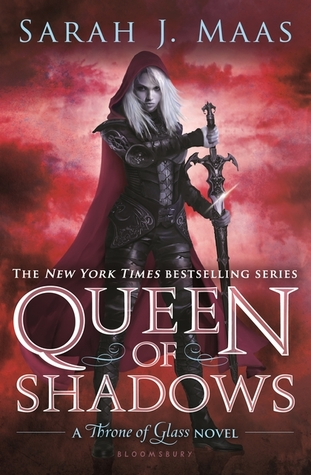 Queen of Shadows: Throne of Glass Series (Book 4)