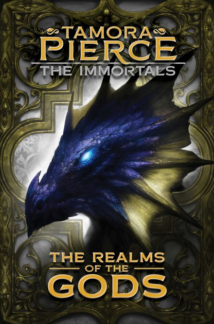 The Realms of the Gods: The Immortals (Book 4)