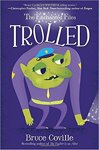 Trolled: Enchanted File Series (Book 3)