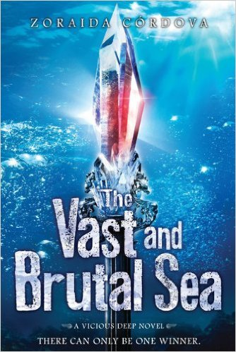 The Vast and Brutal Sea: Vicious Deep Series (Book 3)