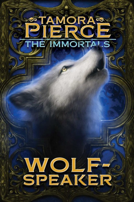 Wolf-Speaker: The Immortals (Book 2)